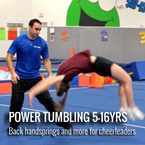 power-tumbling