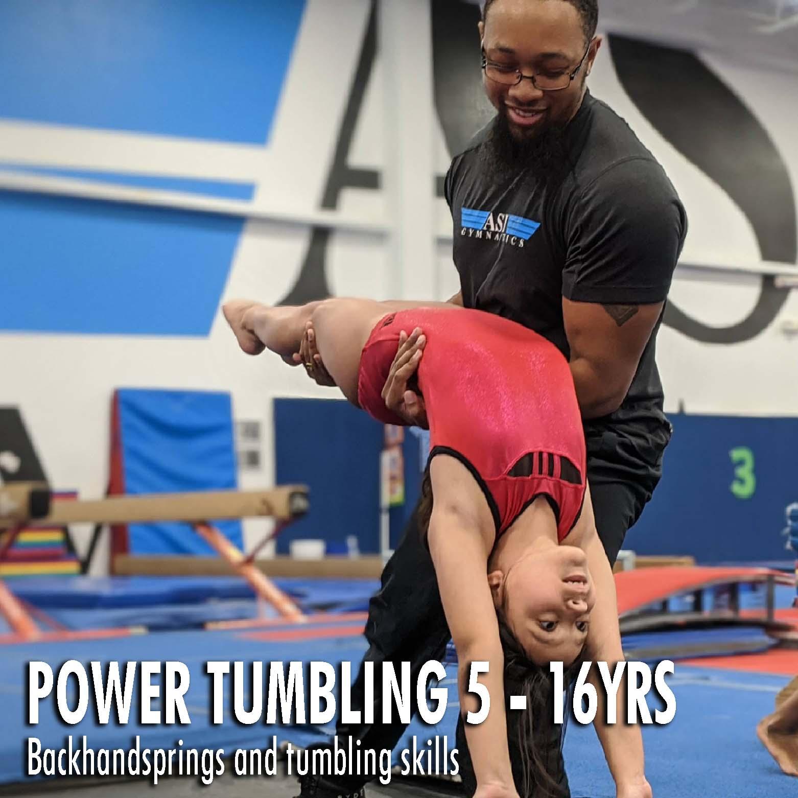 power-tumbling